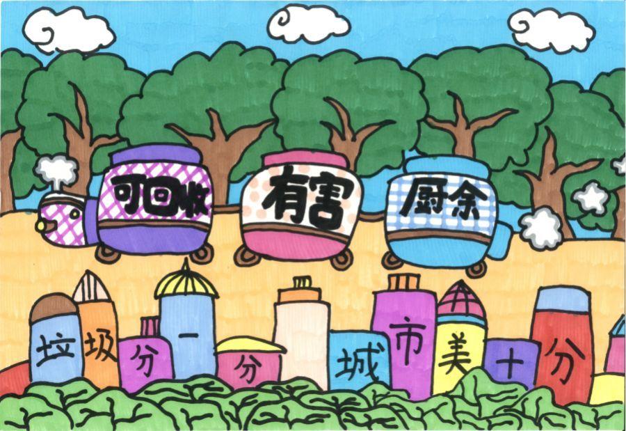 北京东城区将今年推动17个垃圾分类示范区