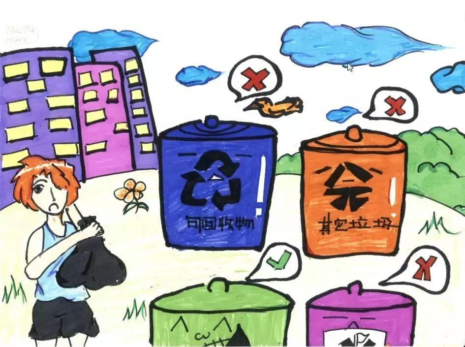 天水垃圾分类投放指南标准