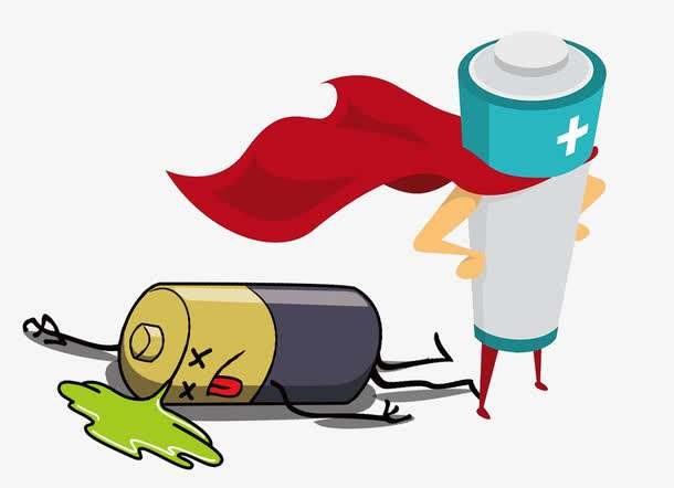 电池属于什么垃圾?要怎么处理?