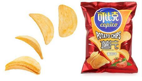 薯片包装塑料袋属于什么垃圾分类?