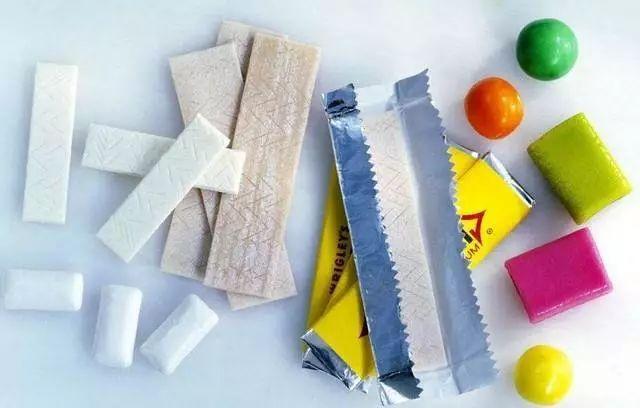 吃过的口香糖属于什么垃圾分类?