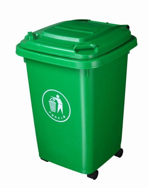 绿色垃圾桶的标志代表什么意思?