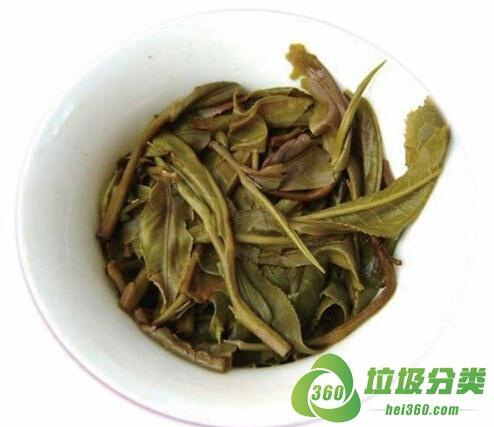 茶叶渣属于什么垃圾分类?