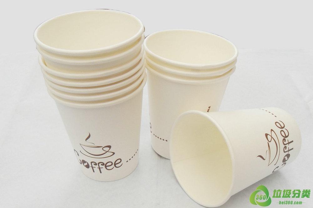 纸杯属于什么垃圾分类?