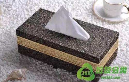 用过的餐巾纸(面巾纸)属于什么垃圾分类?