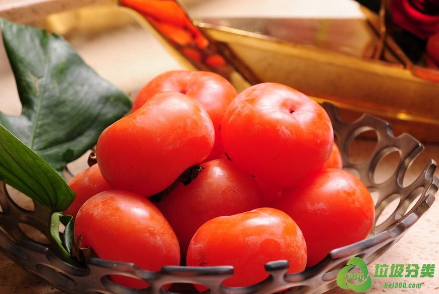 柿子属于什么垃圾分类?