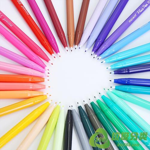 用完的水彩笔属于什么垃圾分类?
