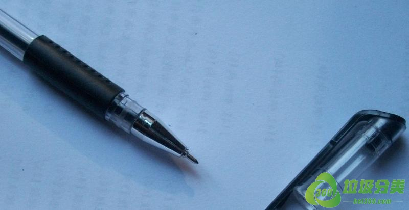 圆珠笔属于什么垃圾分类?