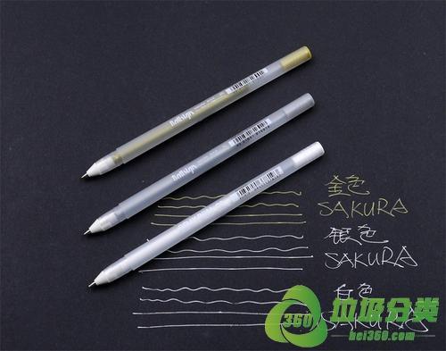 高光笔属于什么垃圾分类?
