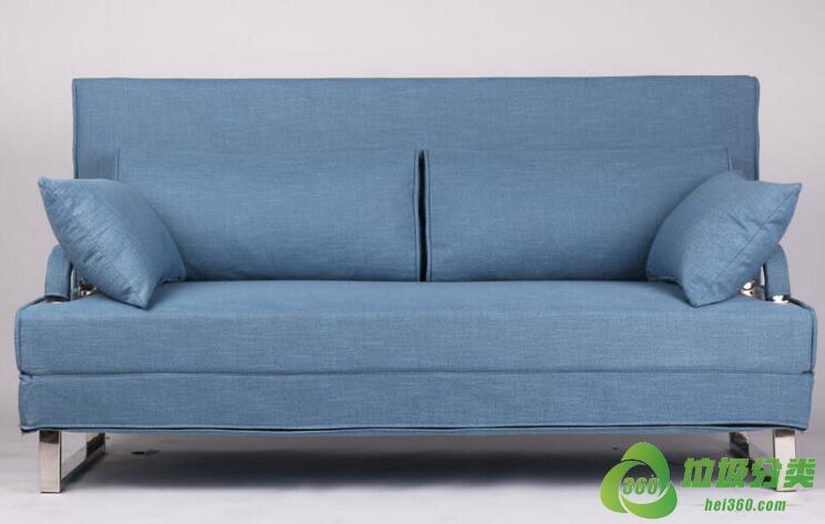 沙发床属于什么垃圾分类?