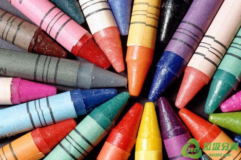 蜡笔属于什么垃圾分类?