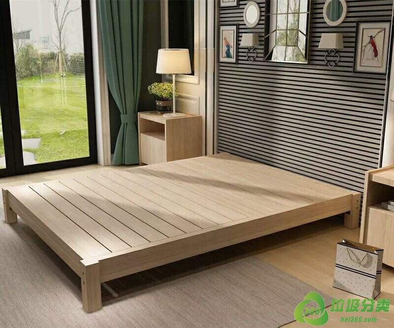 床架属于什么垃圾分类?