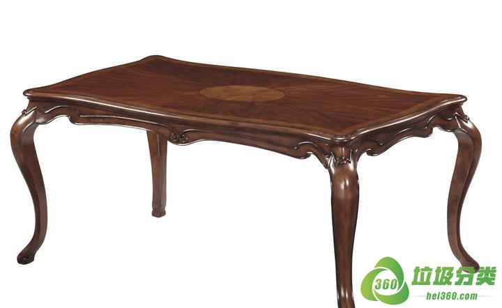 桌子属于什么垃圾分类?