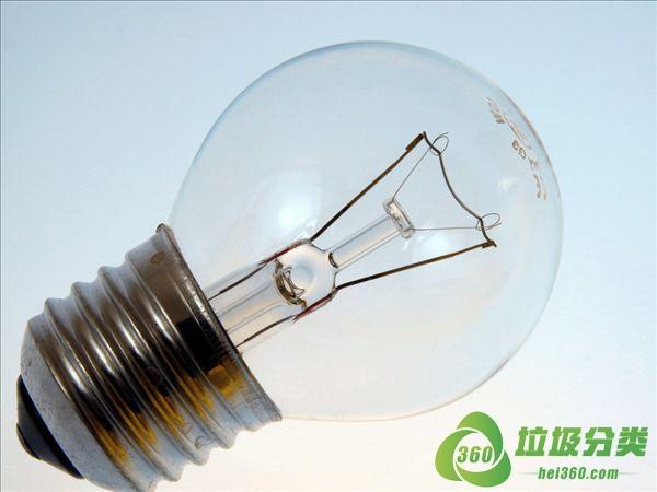 灯泡属于什么垃圾分类?