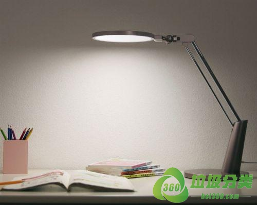 护眼台灯属于什么垃圾分类?
