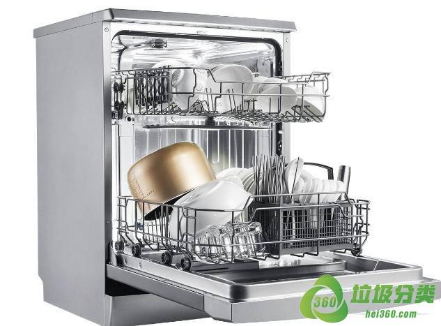 废旧洗碗机属于什么垃圾分类?