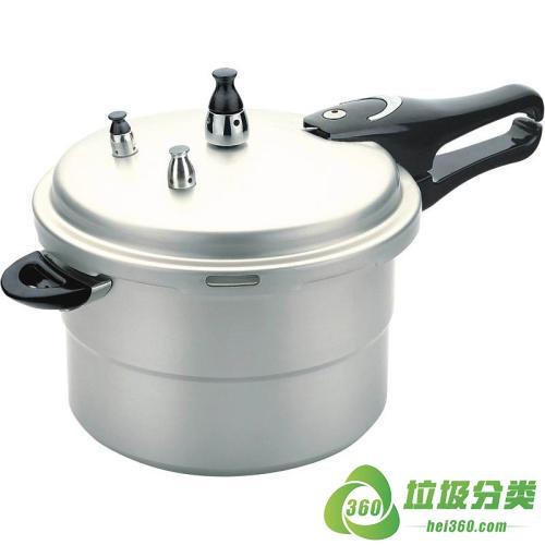 废旧高压锅属于什么垃圾分类?