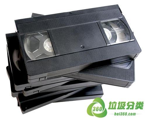 录像带属于什么垃圾分类?
