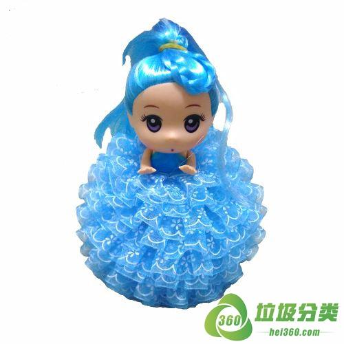 塑料娃娃属于什么垃圾分类?