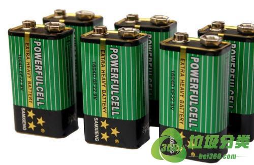 碳性电池属于什么垃圾分类?