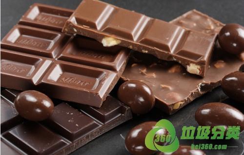 过期巧克力属于什么垃圾分类?