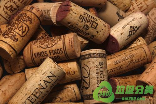红酒软木塞属于什么垃圾分类?