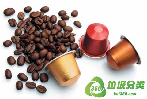 胶囊咖啡属于什么垃圾分类?