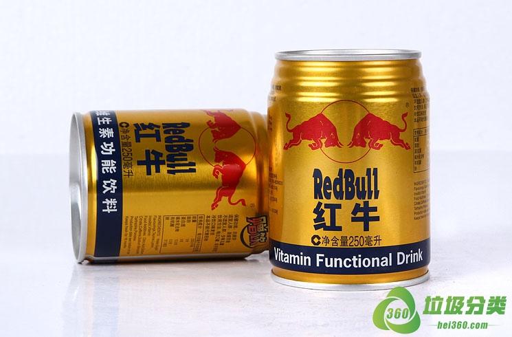 红牛罐属于什么垃圾分类?