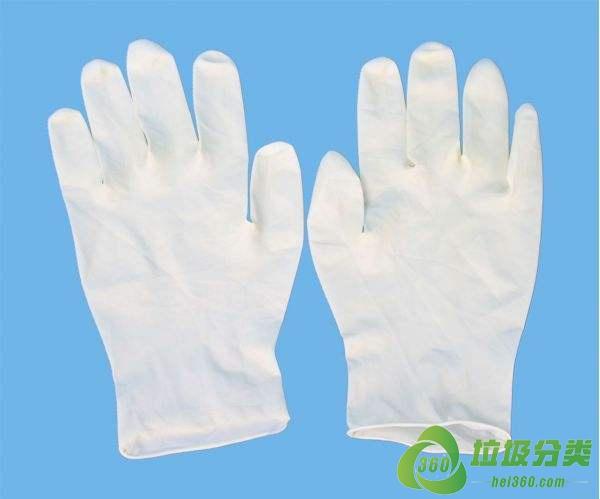 橡胶医用手套属于什么垃圾分类?