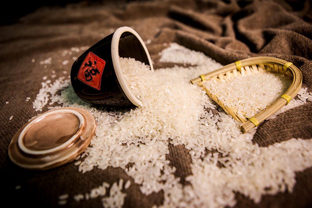 过期的大米属于什么垃圾分类?