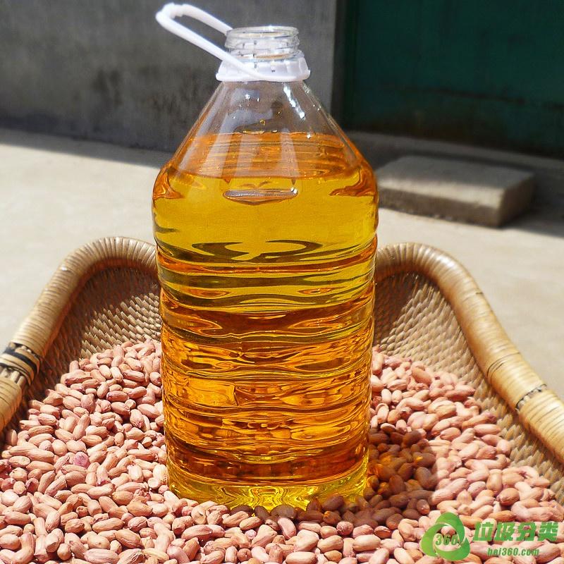过期的花生油属于什么垃圾分类?