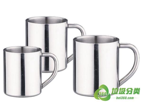 不锈钢杯子属于什么垃圾分类?