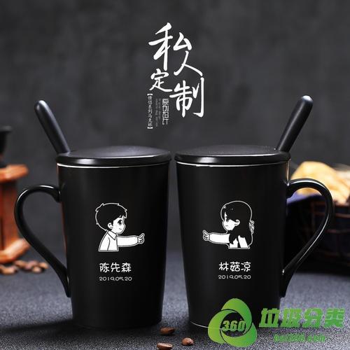 陶瓷水杯属于什么垃圾分类?
