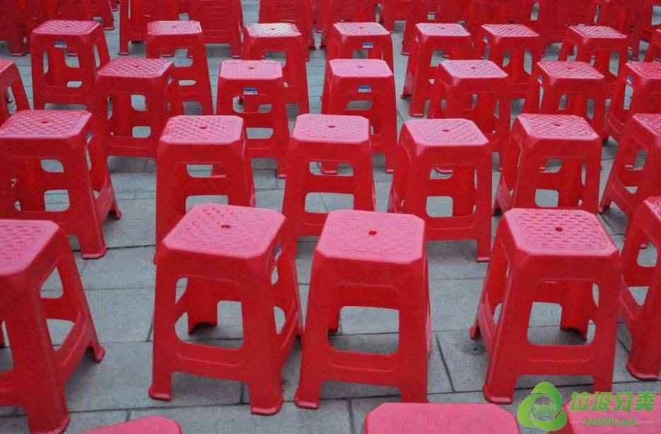 塑料凳子属于什么垃圾分类?