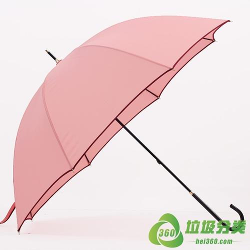 废旧雨伞属于什么垃圾分类?