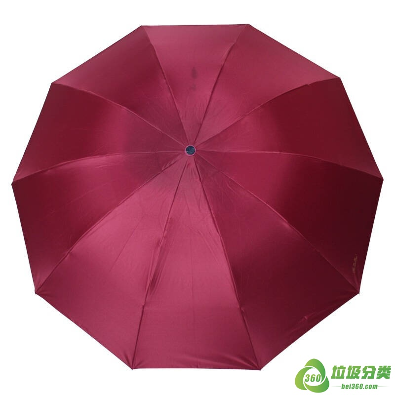 雨伞伞面属于什么垃圾分类?