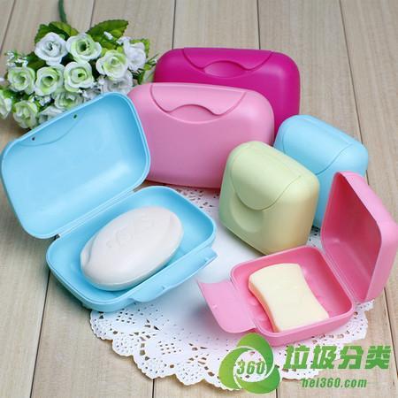 香皂盒属于什么垃圾分类?