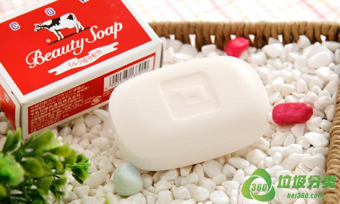 肥皂(香皂)属于什么垃圾分类?