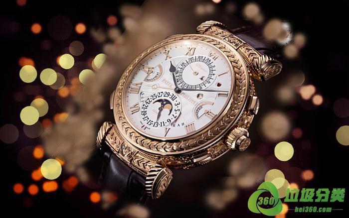 手表属于什么垃圾分类?