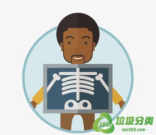 X光片属于什么垃圾分类?