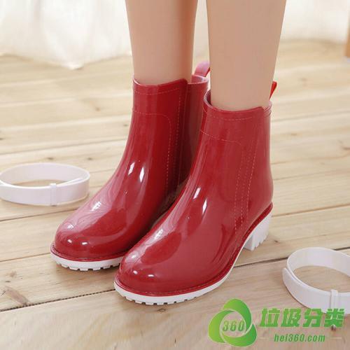 雨靴属于什么垃圾分类?