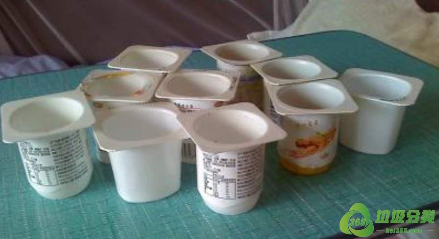 酸奶盒属于什么垃圾分类?