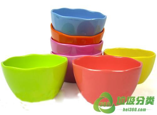 塑料碗盆属于什么垃圾分类?