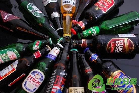 啤酒瓶属于什么垃圾分类?