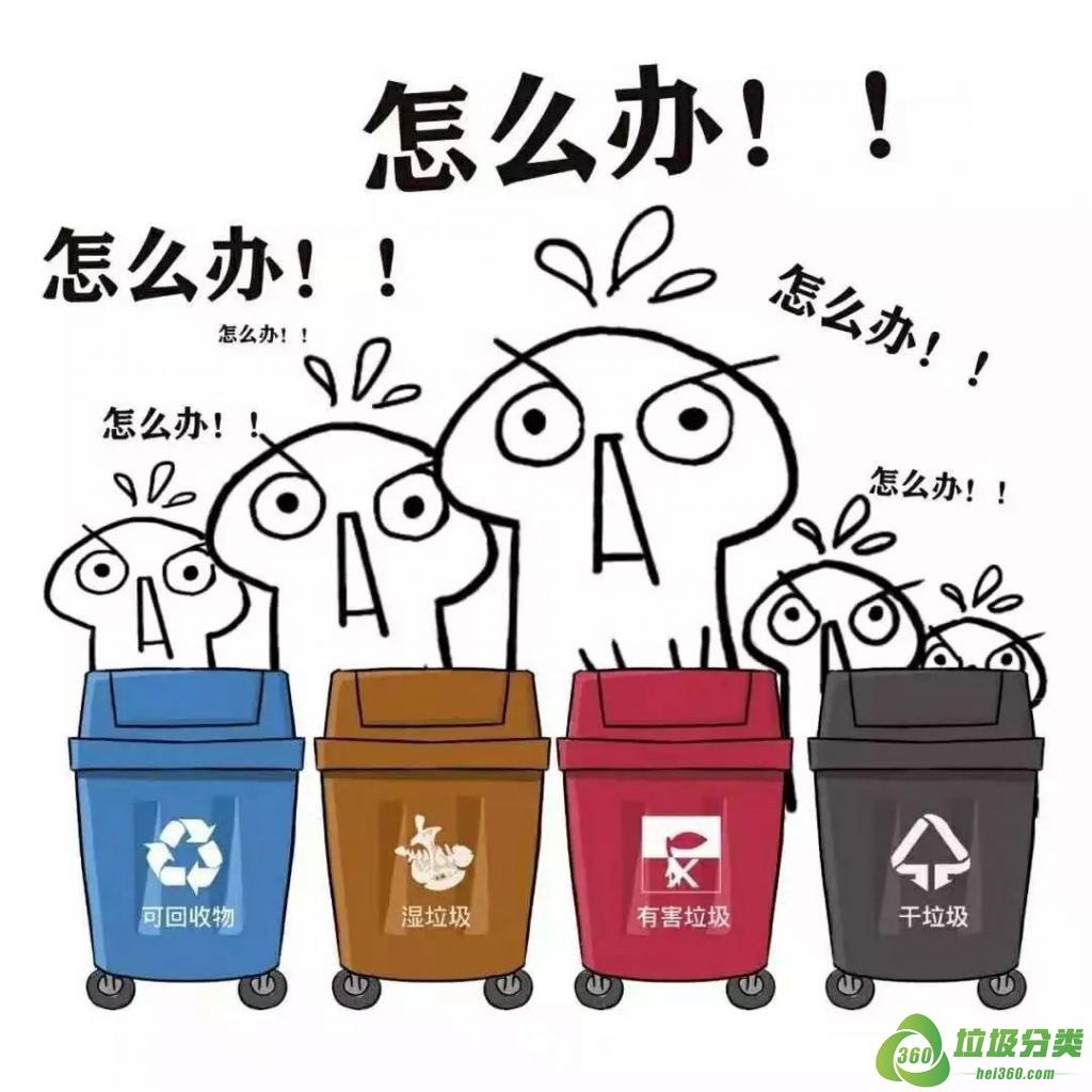 聊城垃圾分类投放指南标准