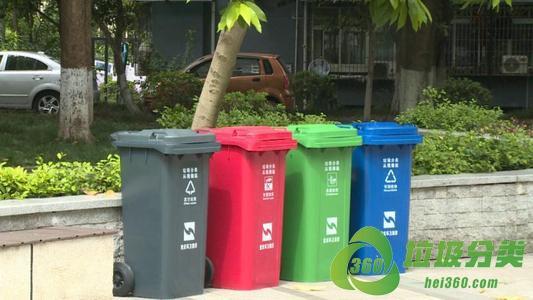 榆中县首个试点小区垃圾分类,投入60万元推进基础设施建设