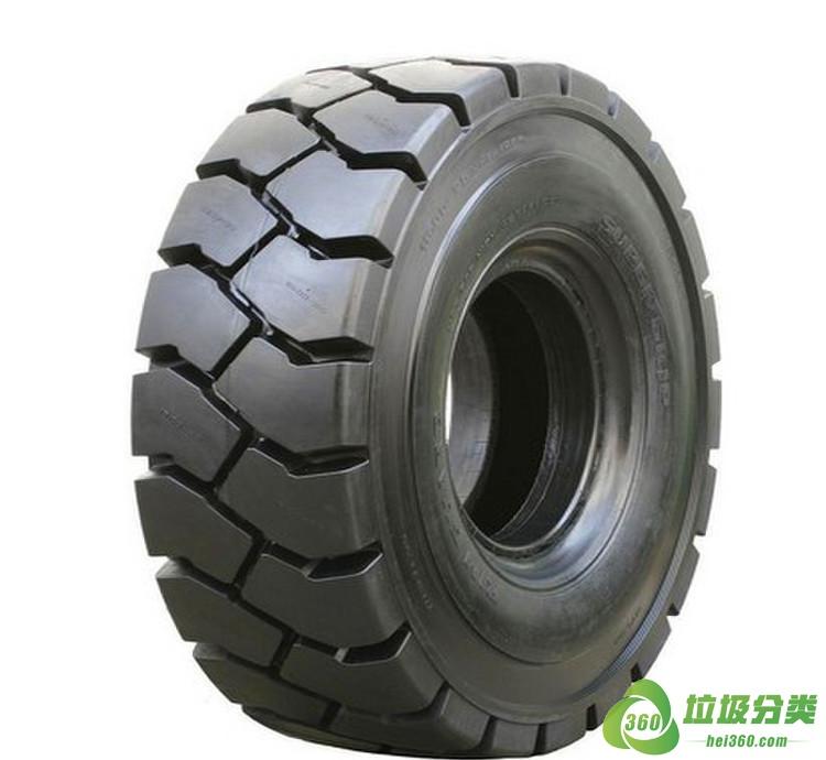 轮胎属于什么垃圾分类?