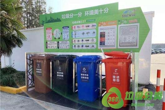 2020年广州市将建100个垃圾分类示范村