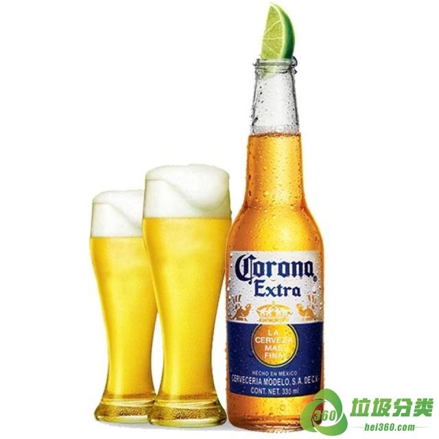 科罗娜啤酒瓶子属于什么垃圾分类?
