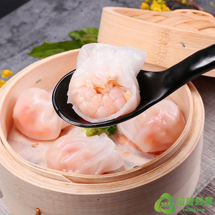 虾饺属于什么垃圾分类?